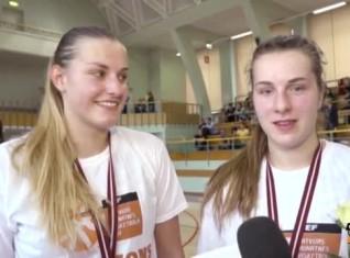 Video: Finišē VEF Latvijas Jaunatnes basketbola līgas sezona