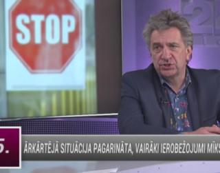 Video: Ēķis: Sāp sirds par sagrauto biznesa daudzumu Latvijā