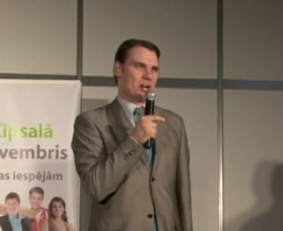 Video: DnB Nord banka paziņo par jaunu nosaukumu- DNB banka