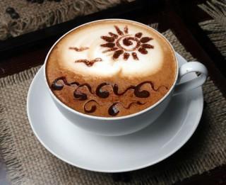 Kafija palīdz saskatīt labo visapkārt