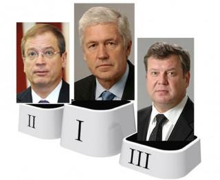 Slīpētākie Latvijas politiķi. TOP3