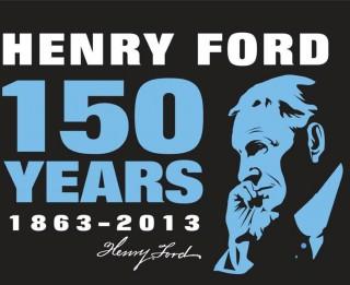 Henrijs Fords atzīmē 150 gadu jubileju