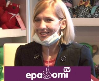 Video: Aicina ziedot Ievas glābšanai. Nepieciešama plaušu transplantācija