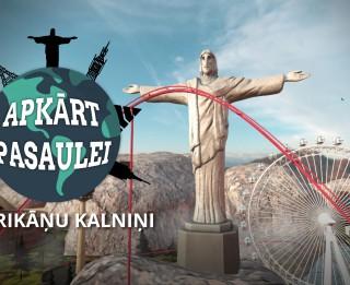 Baltijā pirmais virtuālo atrakciju parks VOLT