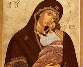 Bauskas muzejā Pirmās Adventes ieskaņai veltīta ikonu izstāde