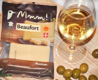 Elitārais Boforas (Beaufort) siers