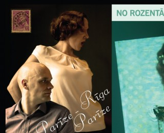 Populāri aktieri izrādēs par izciliem Latvijas māksliniekiem ciklā  Kolekcija. Viencēlieni. Klasiķi pirms klasikas.