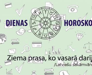 Horoskopi veiksmīgam 22. decembrim visām zodiaka zīmēm