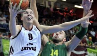 Grupas favorīte Lietuva: par medaļām nerunā, pārliecību saglabā