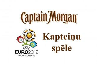 """Konkurss: """"Captain Morgan Kapteiņu spēle"""" - 4.kārta"""