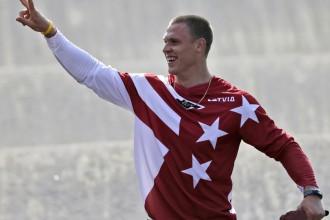 BMX olimpiskajā kvalifikācijā Latvija gadu noslēdz sestajā vietā