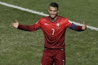 """Ronaldu nepiedalīsies """"Euro 2016"""" atlases cikla atklāšanas mačā"""
