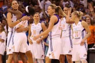 """Jēkabsone-Žogota un """"Mercury"""" iekļūst WNBA finālā"""
