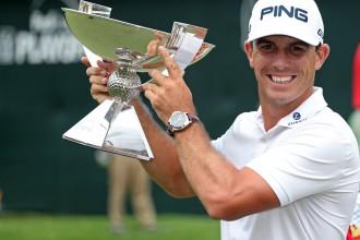 """Horšels kļūst par """"FedEx Cup"""" čempionu, iegūstot 10 miljonu bonusu"""