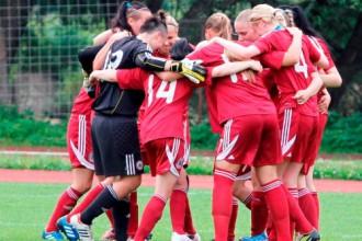 Latvijas U19 meiteņu izlase ar 0:10 zaudē Eiropas čempionei Nīderlandei