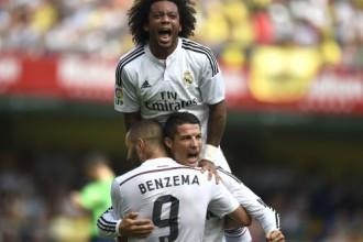 """Madrides """"Real"""" joprojām nepārspēta Naudas līgā, MU pakāpjas uz otro vietu"""
