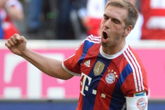 """""""Bayern"""" derbijā grauj ar 6:0, krīze Dortmundē turpinās"""