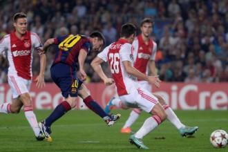 "F grupa: Kavani elegants Kiprā, uzvar arī ""Barcelona"""
