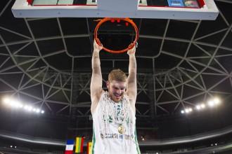 """""""Baronam/LDz"""" uz pārbaudes laiku pievienojas pasaules U19 čempions Rediks"""