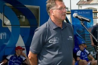 LRF padome apstiprina šosejas riteņbraukšanas izlašu trenerus