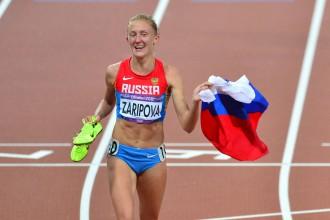 Diskvalifikācija piespriesta vēl divām pazīstamām Krievijas vieglatlētēm