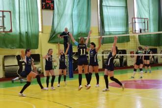 Kuldīgas NSS volejbolistes uzvar Latvijas Pirmajā līgā