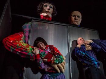 """Foto: Šovakar """"Romeo un Džuljeta"""" pirmizrāde Leļļu teātrī"""