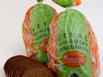Ēd bioloģiski tīru maizi, kas raudzēta dabiskā veidā!
