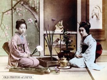 Ikebana- japāņu ziedu kārtošanas māksla iekšēja miera un harmonijas sasniegšanai