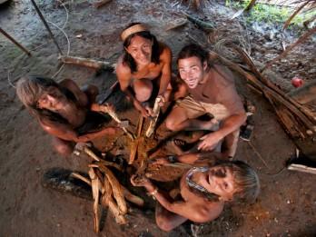 TOP 5 valdzinošākās mežoņu ciltis civilizētajā pasaulē
