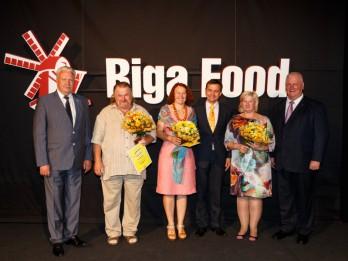"""""""Riga Food 2014"""" medaļas sadalītas!"""
