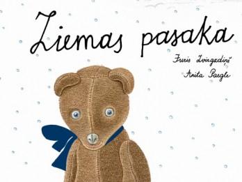 Izdotas krāšņi ilustrētas latviešu autoru pasakas