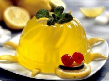 Atsvaidzinoša citronu želeja. Recepte, kas jūs uzmundrinās