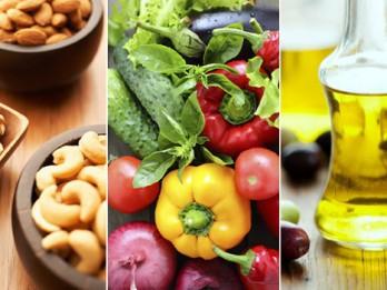Garšīgi un diētiski ēdieni, kuros ir maz holesterīna. 4 RECEPTES