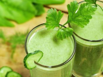 Zaļo kokteiļu revolūcija