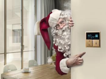 Kā gudrā māja var palīdzēt sagatavoties Ziemassvētkiem