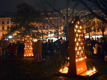 Līdz 4. aprīlim aicina pieteikt  projektus Rīgas pilsētas svētku noformējuma veidošanai