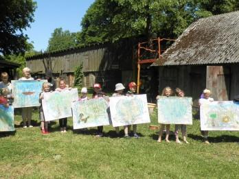 Izsludināts projektu konkurss skolēnu vasaras brīvlaika aktivitātēm