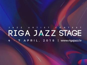 """Biļetes uz """"Riga Jazz Stage 2018"""" jau pārdošanā"""
