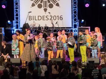 """Koncerts bērniem festivālā """"Bildes 2017"""""""