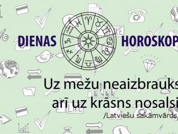 Horoskopi 4. decembrim visām zodiaka zīmēm