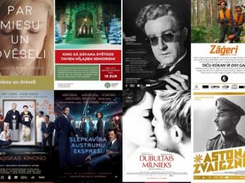 """Kinoteātra """"Splendid Palace"""" repertuārs 22.12.2017.–28.12.2017."""