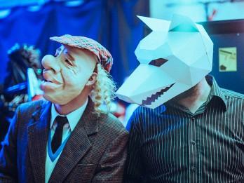 """Latvijas Mākslas akadēmija izziņo 80. karnevāla """"Baltais caurums"""" programmu"""