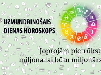 Horoskopi veiksmīgai dienai 17. maijam