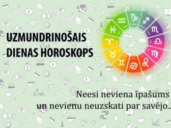 Horoskopi veiksmīgai dienai 24. maijam