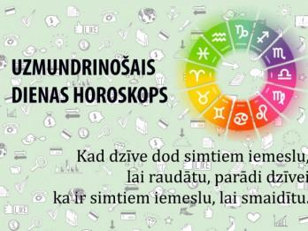 Horoskopi veiksmīgai dienai 26. maijam