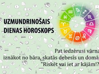 Horoskopi veiksmīgai šodienai, 21. jūnijam