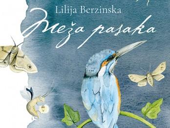 """""""Dienas Grāmata"""" jaunums - Lilija Berzinska """"Meža pasaka"""""""