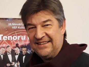 Endrū Loida Vēbera dziesmas pirmatskaņojums Latvijā