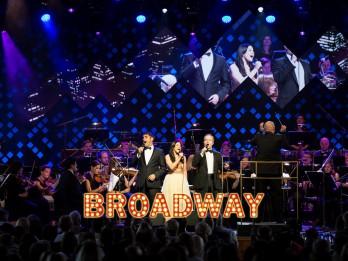 """Ar jaunu programmu """"Jūrmalas festivālā"""" viesosies mūziklu zvaigznes no Londonas"""